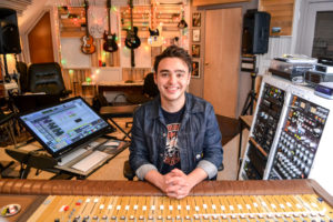 Connor Johnson Recording Engineer