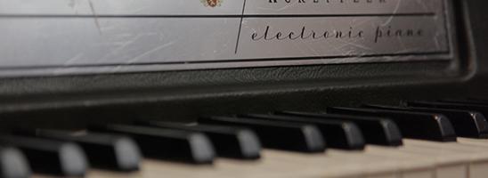 Vintage Keyboards: